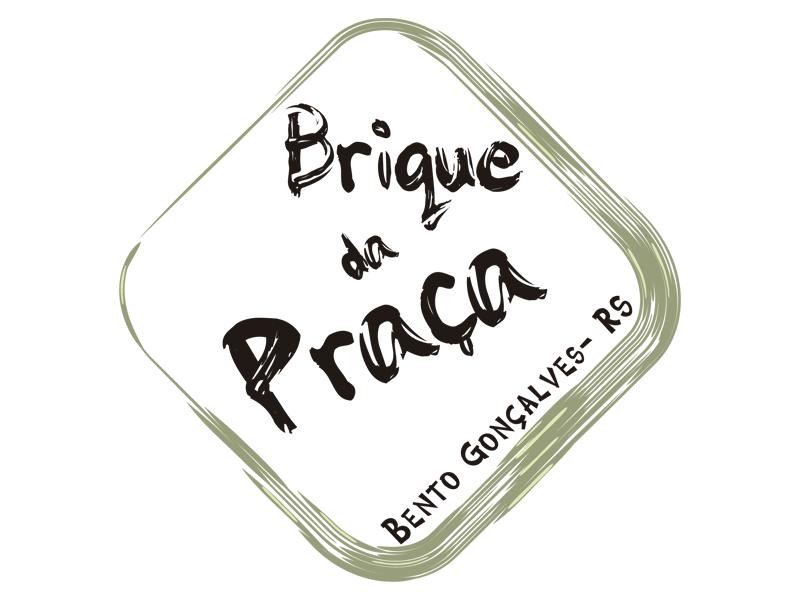 Logo Brique da Praça