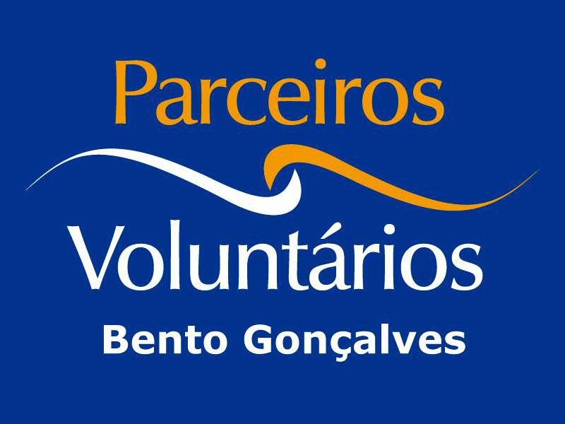 Logo Parceiros Voluntários